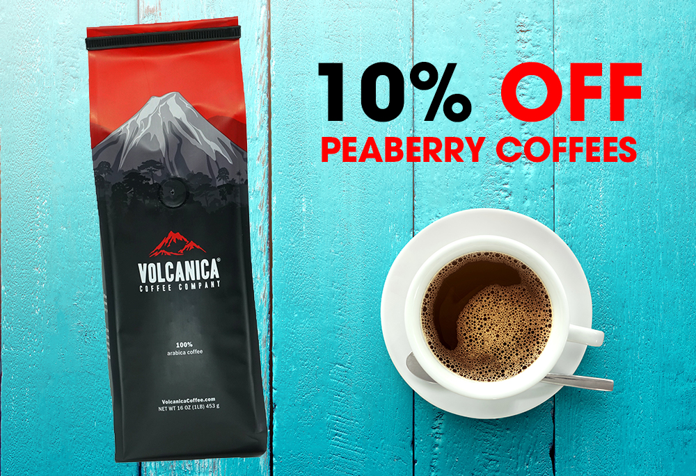 peaberry special volcanica
