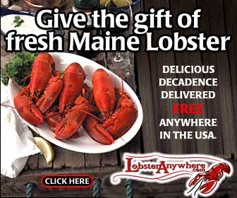 maine lobster gift