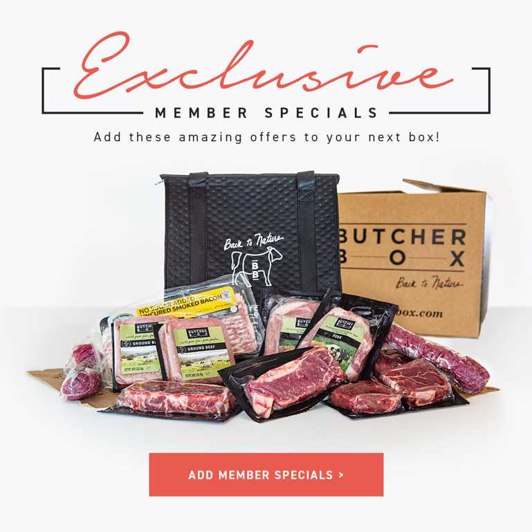 Butcher Box Delivery