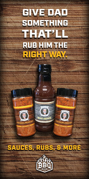 BBQBox Sauces Rubs And Flavor